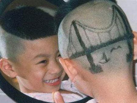 hair style bridge