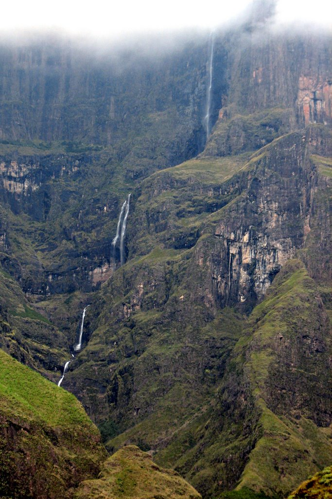 highest waterfalls Tugela Falls